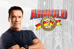 «Arnold Classic Europe» — 2018